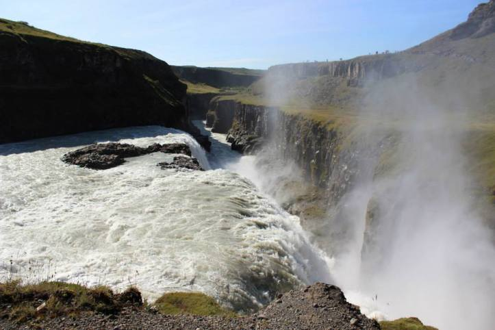 Gullfoss Waterfall | SuddenlyCeliac.org